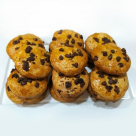 Cookies con pepitas de chocolate (500gr)